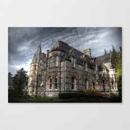 The Palace Canvas Print
