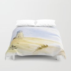 Lighthouse Impressions IV Duvet Cover