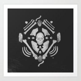 Ossa Art Print