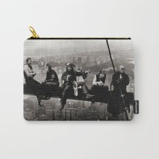 Captains atop a Skyscraper Carry-All Pouch