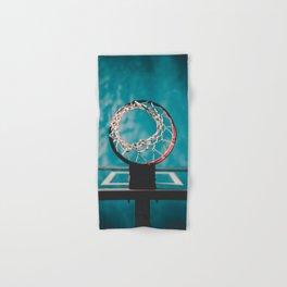 basketball hoop 6 Hand & Bath Towel