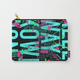 KOWLOON ALLEYWAY (Colorway C) Carry-All Pouch