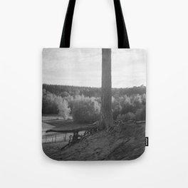 almost alone Tote Bag