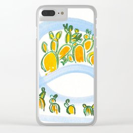 Plant Squad Clear iPhone Case