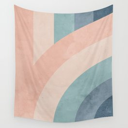 Only a Rainbow Wall Tapestry