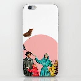 happy family iPhone Skin