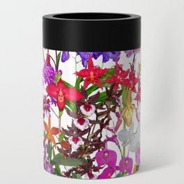 A celebration of orchids Can Cooler