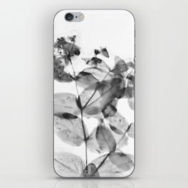Ghostly Blooms iPhone Skin