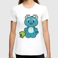 monster inc T-shirts featuring Hello Monster by Pimator24