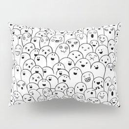 Doodle Party Pillow Sham