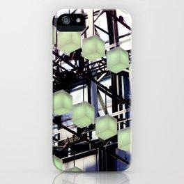 Rhythm Cubes iPhone Case