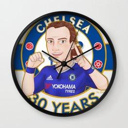 Luiz 30 years old Wall Clock