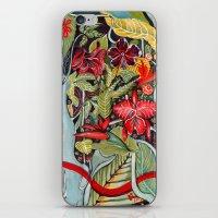paradise iPhone & iPod Skins featuring Paradise  by Felicia Atanasiu