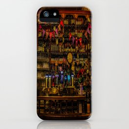 Old Irish Pub iPhone Case