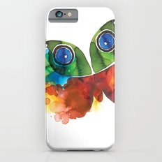 colorful butterfly Slim Case iPhone 6s