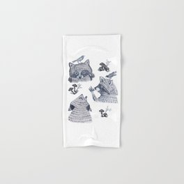 You Are Not Alone Hand & Bath Towel
