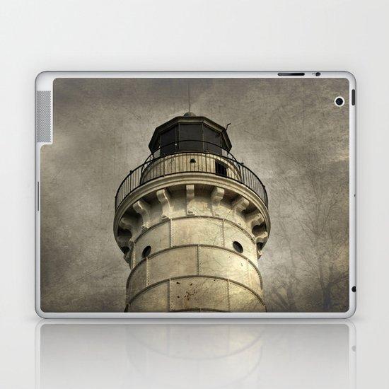To Warn a Weary Sailor Laptop & iPad Skin