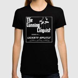 The Cunning Linguist T-shirt