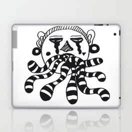 Dirty Mouth Laptop & iPad Skin