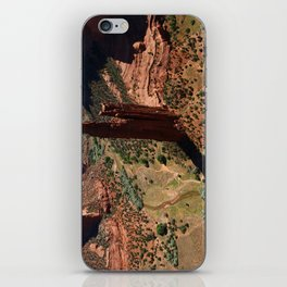 Amazing Spider Rock iPhone Skin