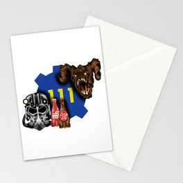 THE WASTELAND Stationery Cards