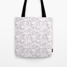 Fair Magnolias Tote Bag