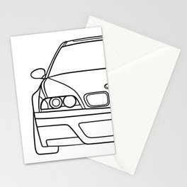 e46 Stationery Cards