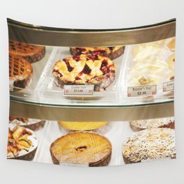 Swiss Tarts Wall Tapestry