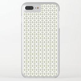 Eglantine 3 Clear iPhone Case