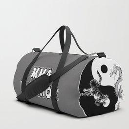 Tiger & Dragon MMA Warrior Duffle Bag