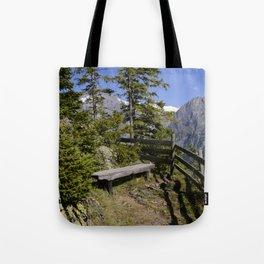 Aellfluh Grindelwald Switzerland Tote Bag