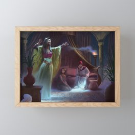 Moonlight Framed Mini Art Print