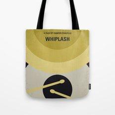 No761 My Whiplash minimal movie poster Tote Bag