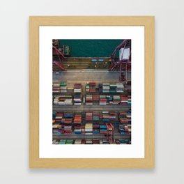 Containers Framed Art Print