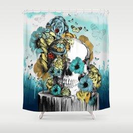 Key Largo Shower Curtain