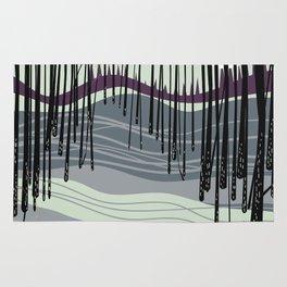 Japan woodland Rug