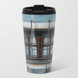 Italian Windows Metal Travel Mug