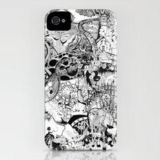 Destroyer iPhone (4, 4s) Slim Case