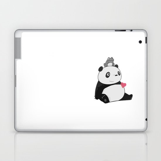 Panda 3 Laptop & iPad Skin