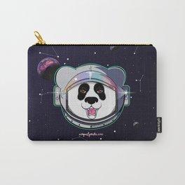 Astronaut Panda Haze Carry-All Pouch