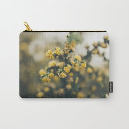 The Wild Flower Carry-All Pouch