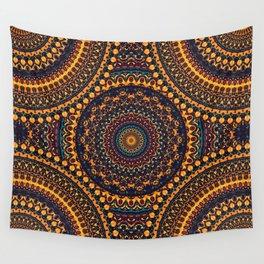 Mandala 187 Wall Tapestry