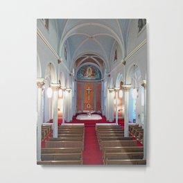 St. Joseph Chapel Metal Print