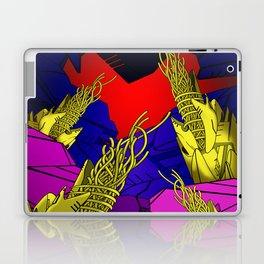 AUTOMATIC WORM 6 Laptop & iPad Skin