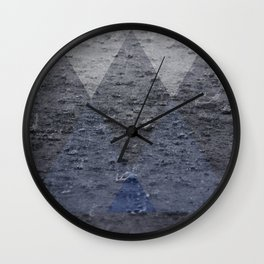 Rainangles Wall Clock