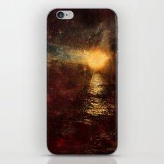 Italian Sunset  iPhone & iPod Skin