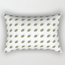 Hops Rectangular Pillow