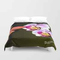cunt Duvet Covers featuring funny painting lick BDSM fetish Big dick cock suck oral sex pussy cunt transgender anal fuck  by Velveteen Rodent