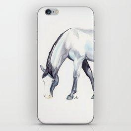 Blue Roan iPhone Skin