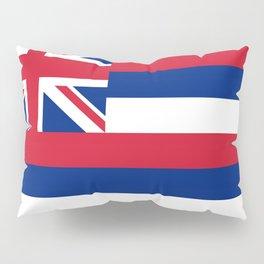 flag of hawai,america,usa,Aloha State, Paradise of the Pacific, Hawaiian,oceania,Honolulu,Maui,Oahu, Pillow Sham